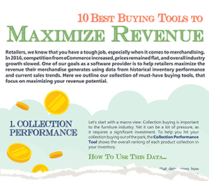 Top 10 Buying Tools for Revenue Report