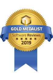 SoftwareReviews Gold Medal