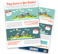 Bring Success to Your Business Infographic